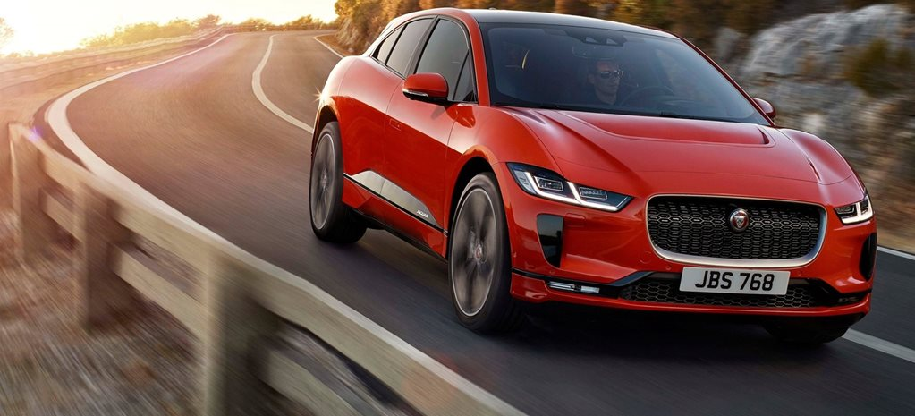 2018 Jaguar I-Pace The electric car that wants to get to know you