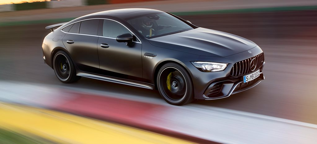 2018 Geneva Motor Show Mercedes-AMG GT63 S four-door coupe unleashes 470kW assault