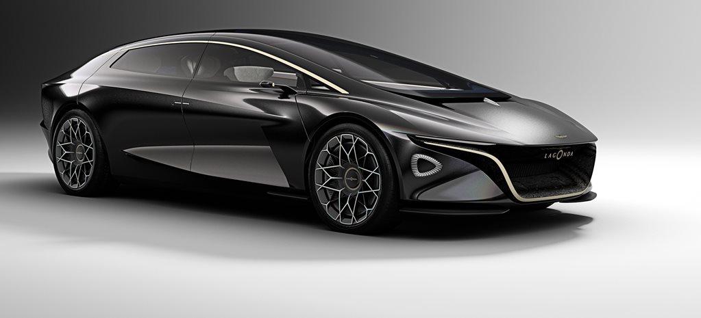 2018 Geneva Motor Show Aston Martin Lagonda Vision Concept Teases The Future