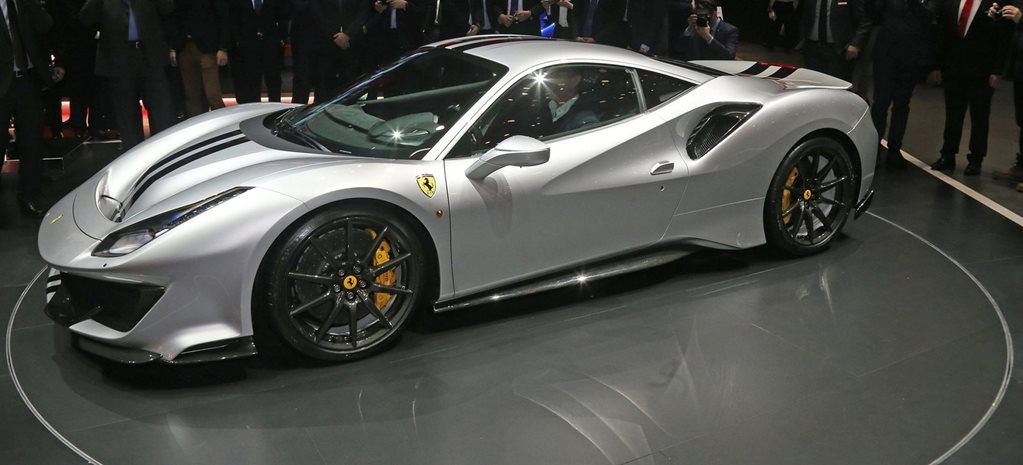 Ferrari 488 Pista to roll on Aussie-made wheels