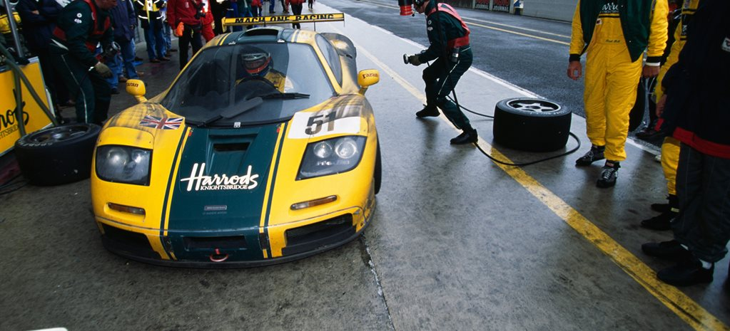 McLaren GTR – evolution of a badge