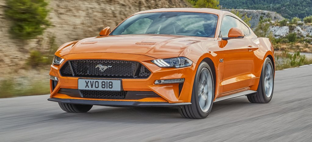 2018 Ford Mustang arriving Australia with Drag Mode line locker locked out