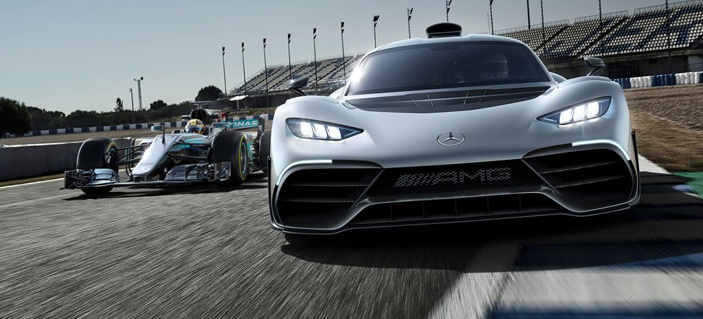 2019 Mercedes AMG Project One Nurburg 12