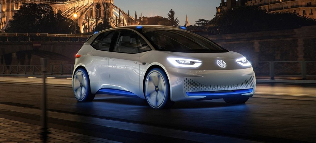 VW to launch one electric car a month in 2019