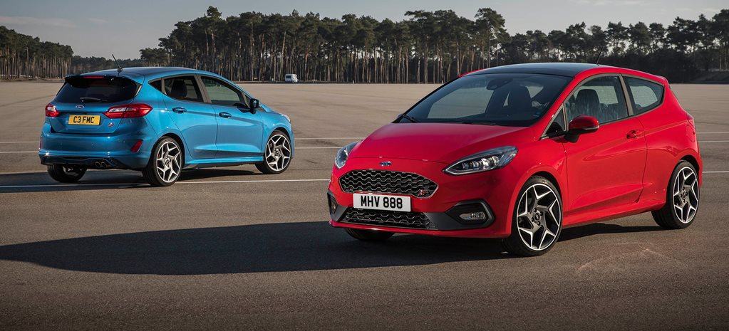 2019 Ford Fiesta ST taps Focus RS for its limited-slip diff
