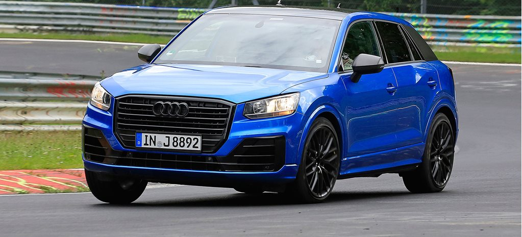 Audi SQ2 performance crossover gets the green light