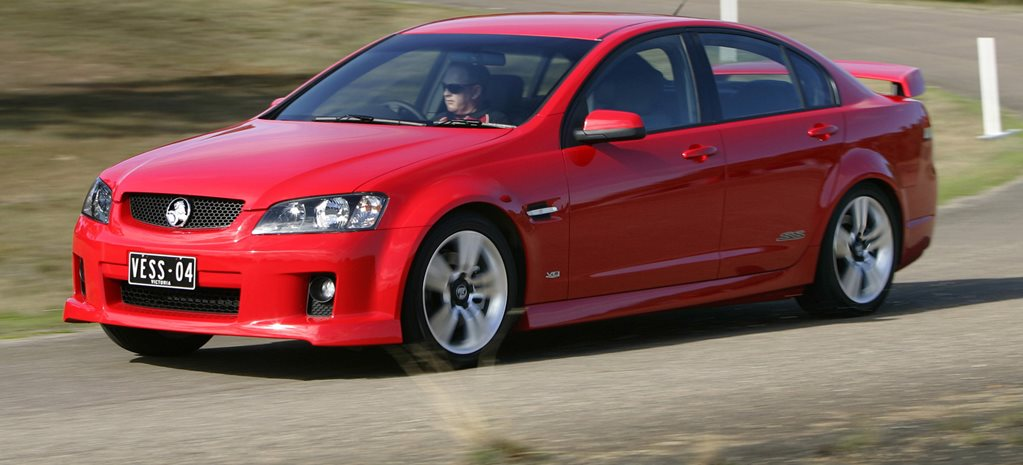 Holden Commodore tops 2017s most stolen vehicle list