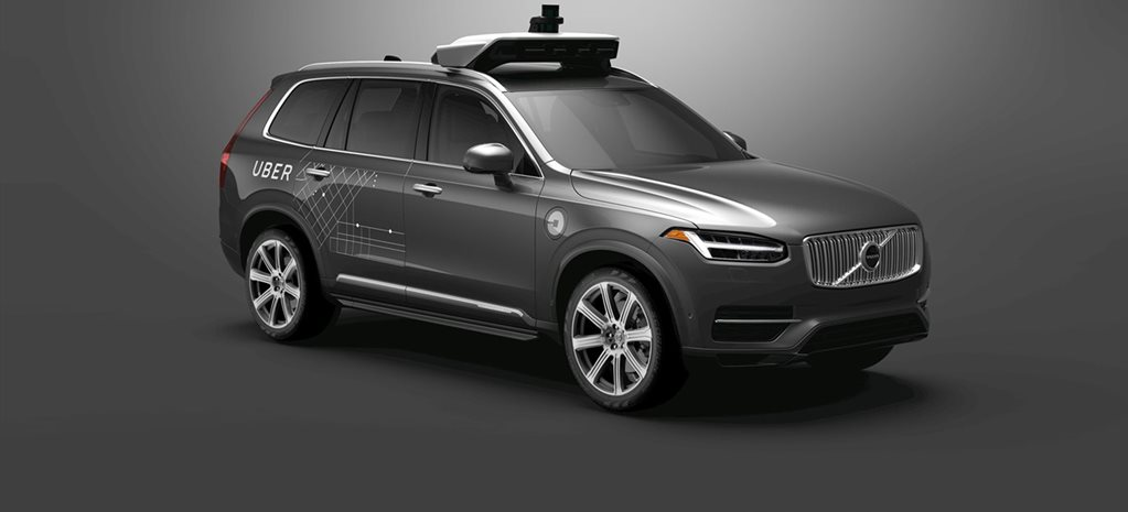 Self-driving Uber fatally runs down pedestrian