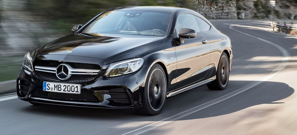 mercedes benz c class coupe and cabrio updated. Black Bedroom Furniture Sets. Home Design Ideas