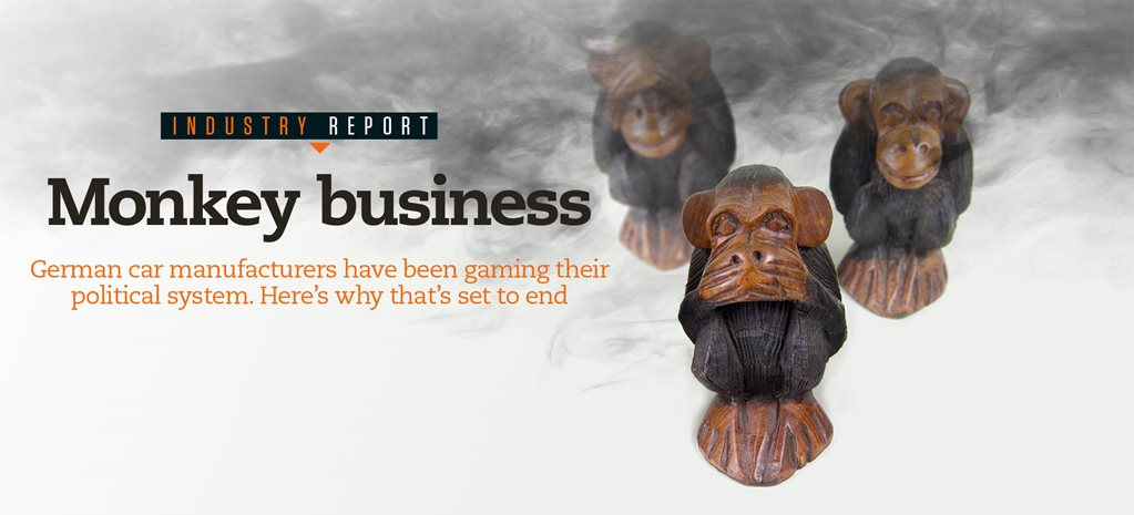 Industry Report Monkey Business