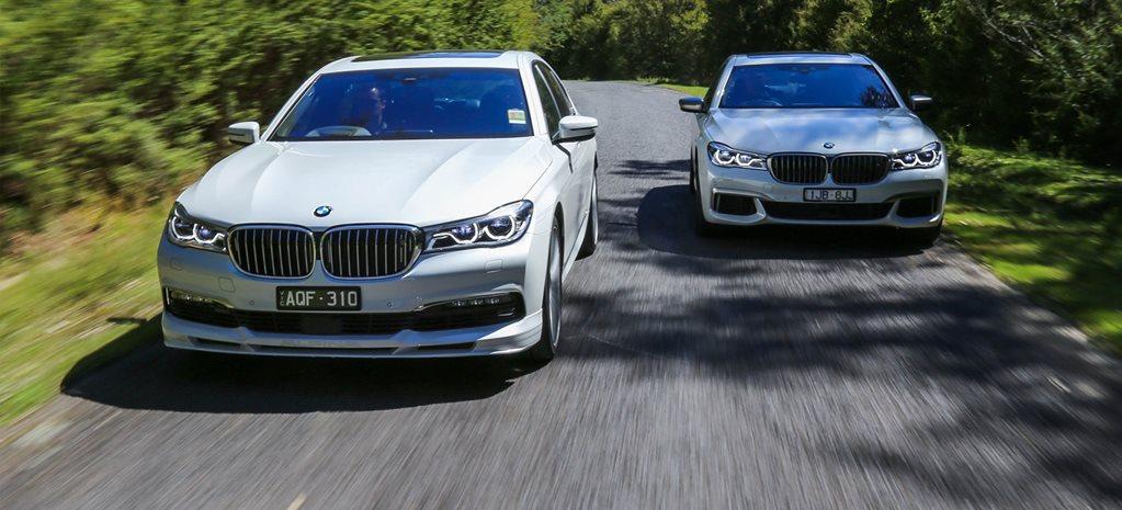 BMW MLi Alpina B Road Tested - 2018 bmw b7 alpina