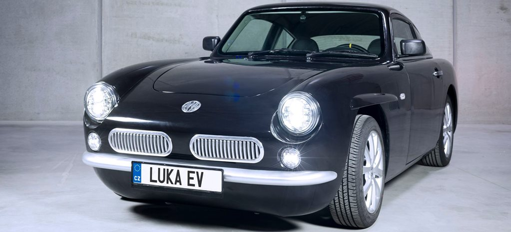 mv motors luka ev front on