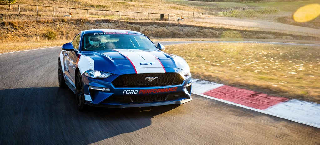 Official Ford Australia To Back Mustang S Bid For 2019 Supercars