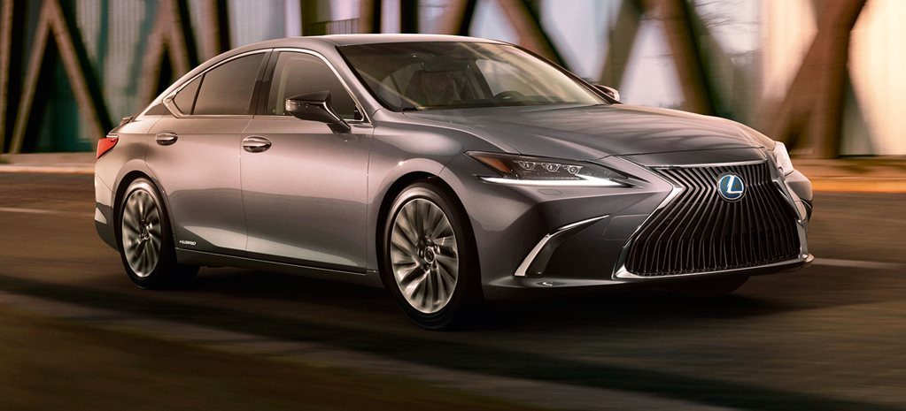 2018 Lexus ES revealed 12