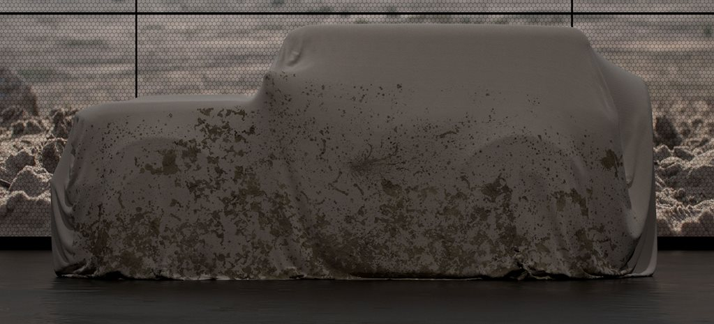 2020 Ford Bronco teaser 12