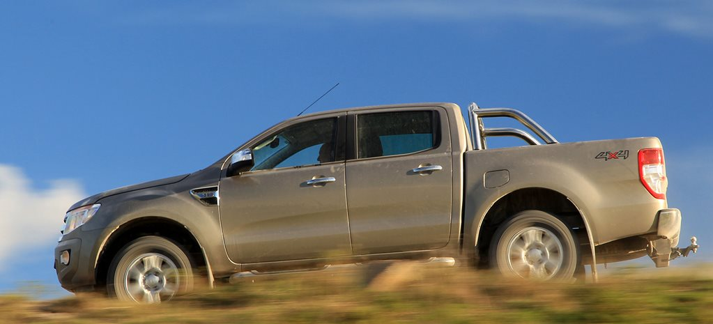 2014-15 Ford Ranger Review