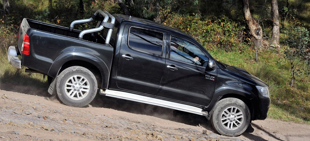 2014-15 Toyota HiLux Review