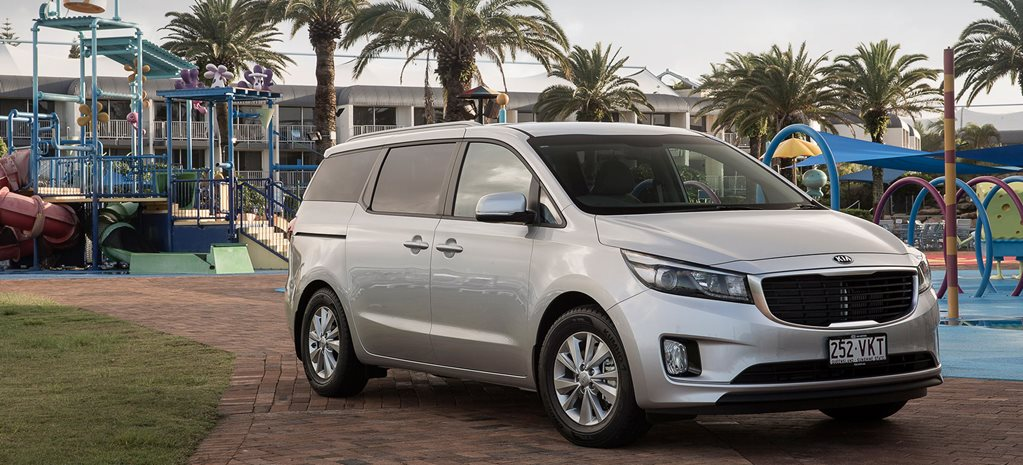Snackable Review: Kia Carnival