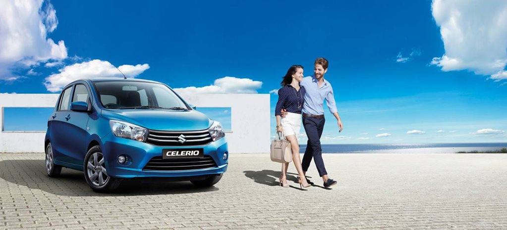 Snackable Review: Suzuki Celerio
