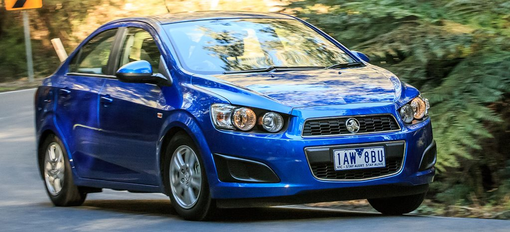 2015 Holden Barina and Spark Review