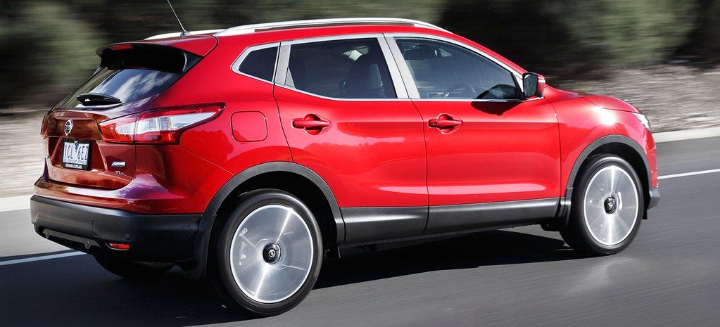 Nissan qashqai review australia