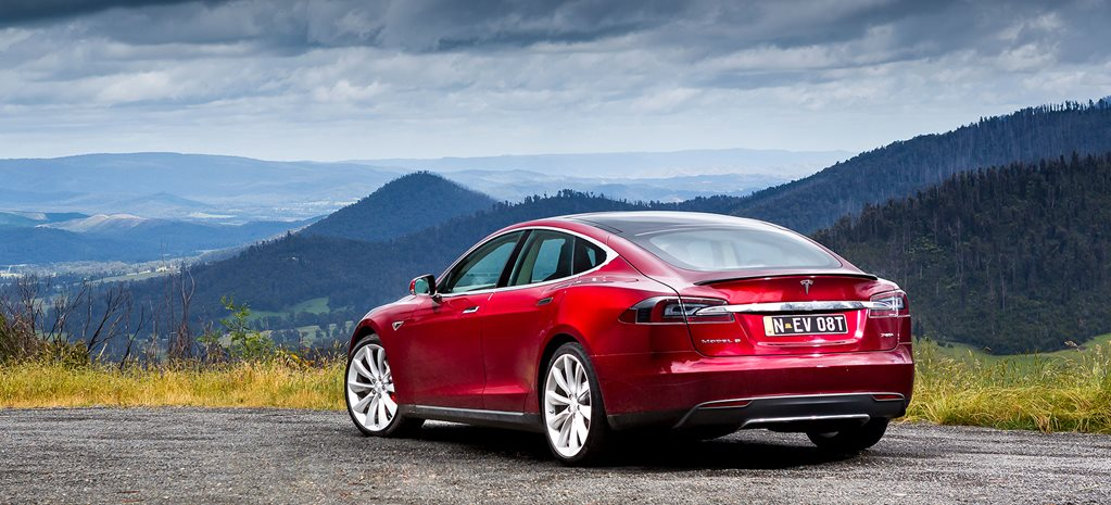 Hello Tesla Model S, goodbye petrol
