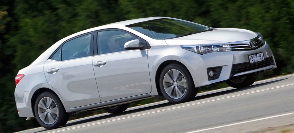 2014-15 Toyota Corolla Review