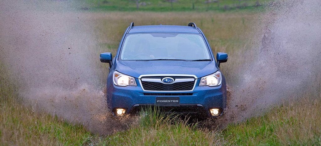 Snackable Review: Subaru Forester