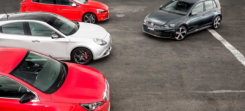 Hottest hot hatches