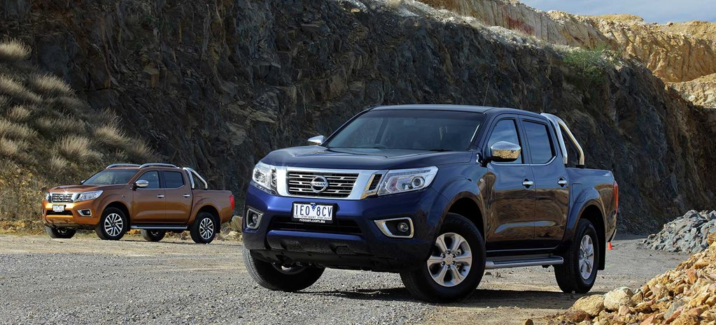 Snackable Review: Nissan Navara NP300