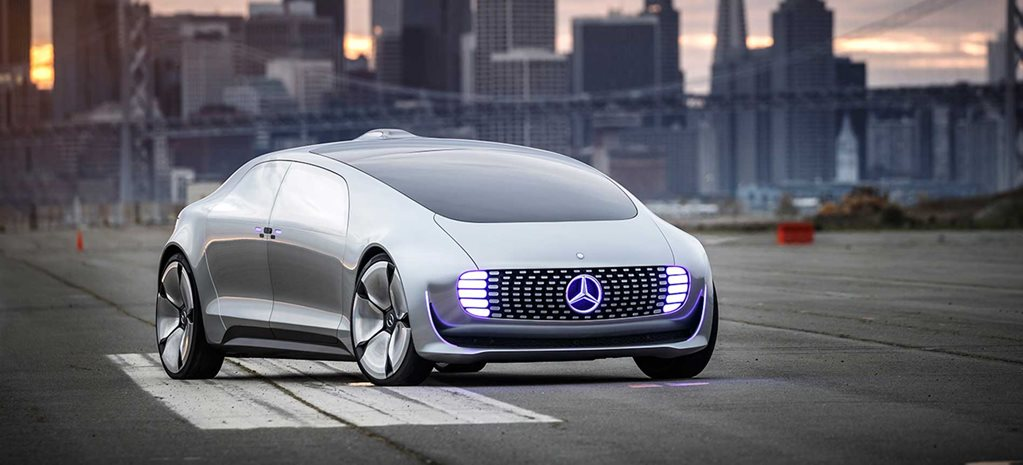2030 Mercedes-Benz F 015 Review