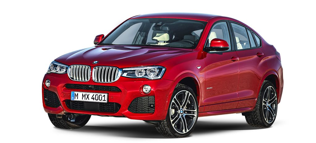 BMW X4 and Range Rover Evoque comparison review