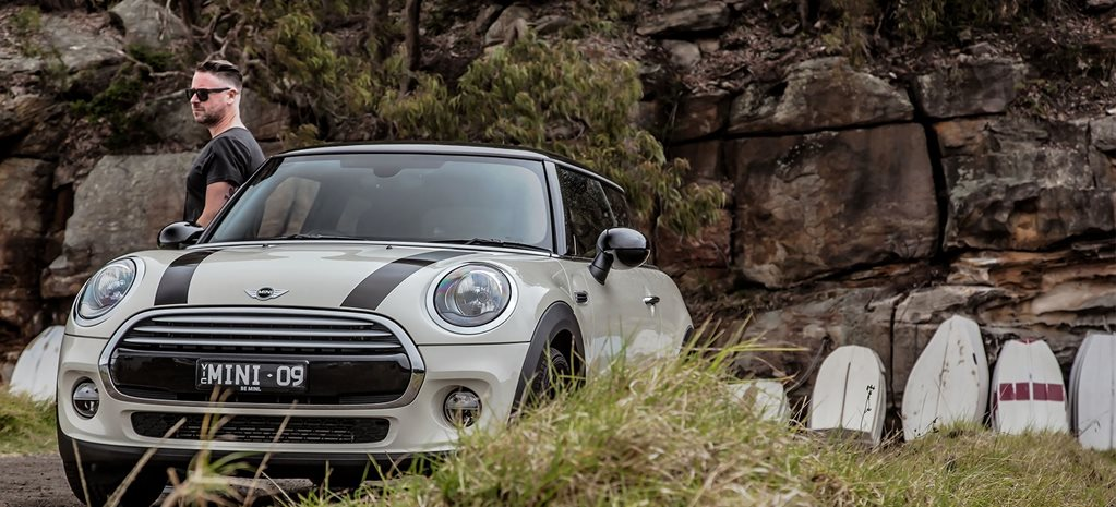 2014 Mini Cooper Pepper