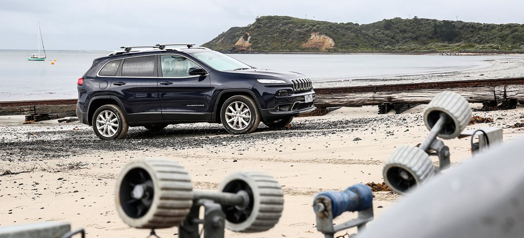 2015 Jeep Cherokee V6 Limited