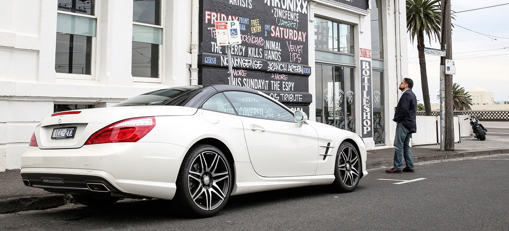 2015 Mercedes-Benz SL400 long term report