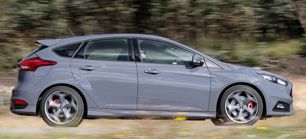 2014 2015 Ford Focus Review
