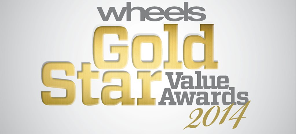 Hot tips from Wheels Gold Star Value Awards 2014