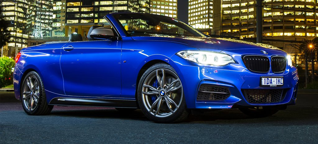 Snackable Review: BMW M235i Cabrio