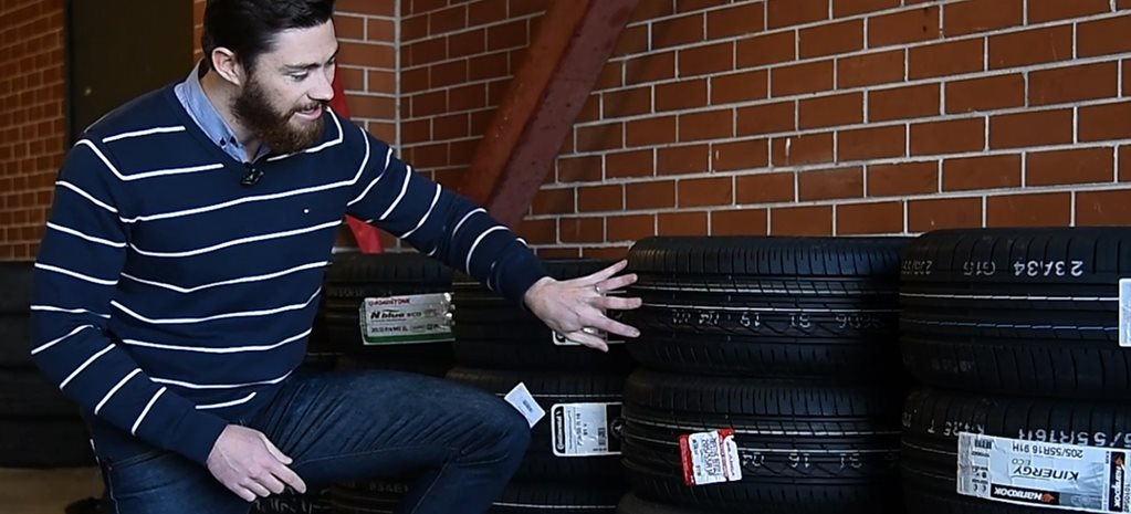 How To: Picking the right tyres for your car
