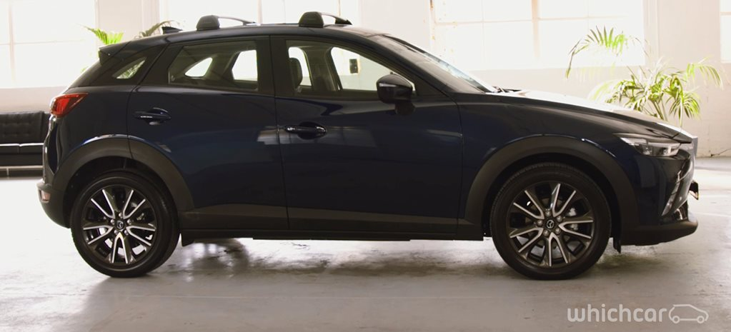 Mazda CX-3 Video Review