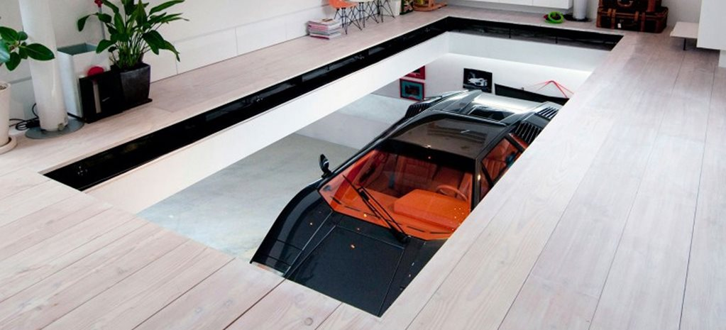 Most impressive garages for your car
