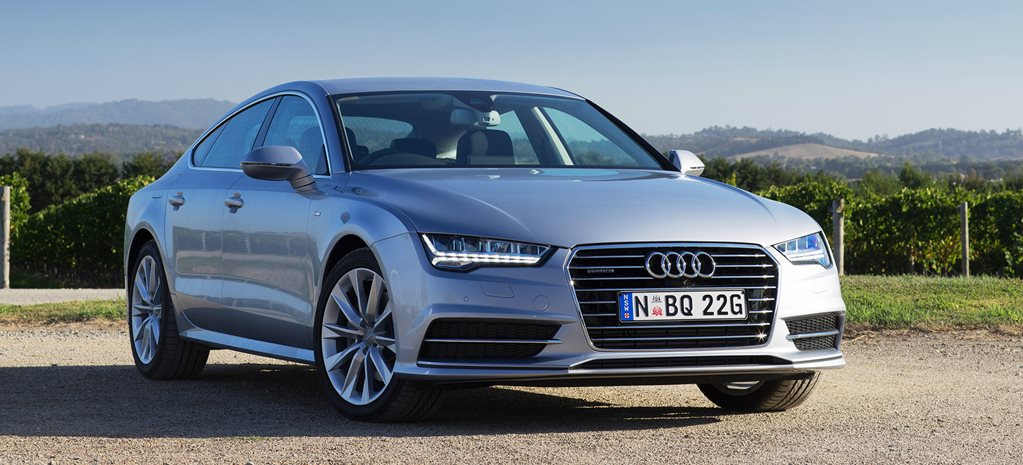 Snackable Review: Audi A7 3.0 TDI Quattro