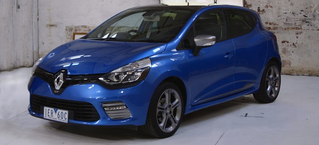 Renault Clio Video Review