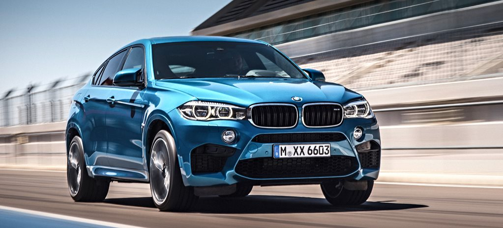 Snackable Review: BMW X6M