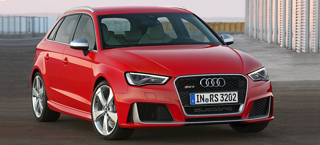 Snackable Review: Audi RS3