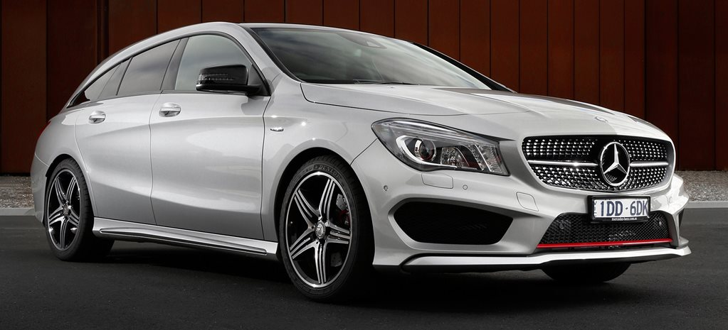 2015 Mercedes-Benz CLA-Class Shooting Brake First Drive Review