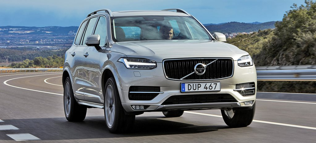 2015 Volvo XC90 First Drive Review