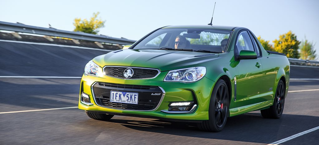 2016 Holden Ute Review