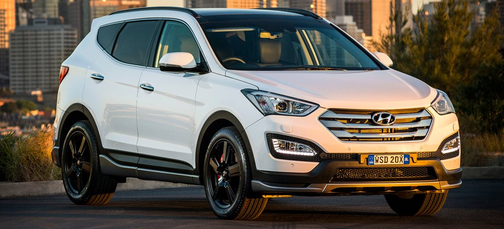 Snackable Review: Hyundai Santa Fe
