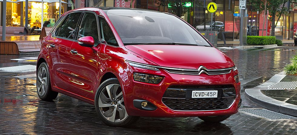 2015 Citroen C4 Picasso First Drive Review